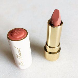 3/$36 - New! Too Faced Sex on the Peach lipstick